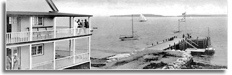 Chester Yacht Club picture from the past