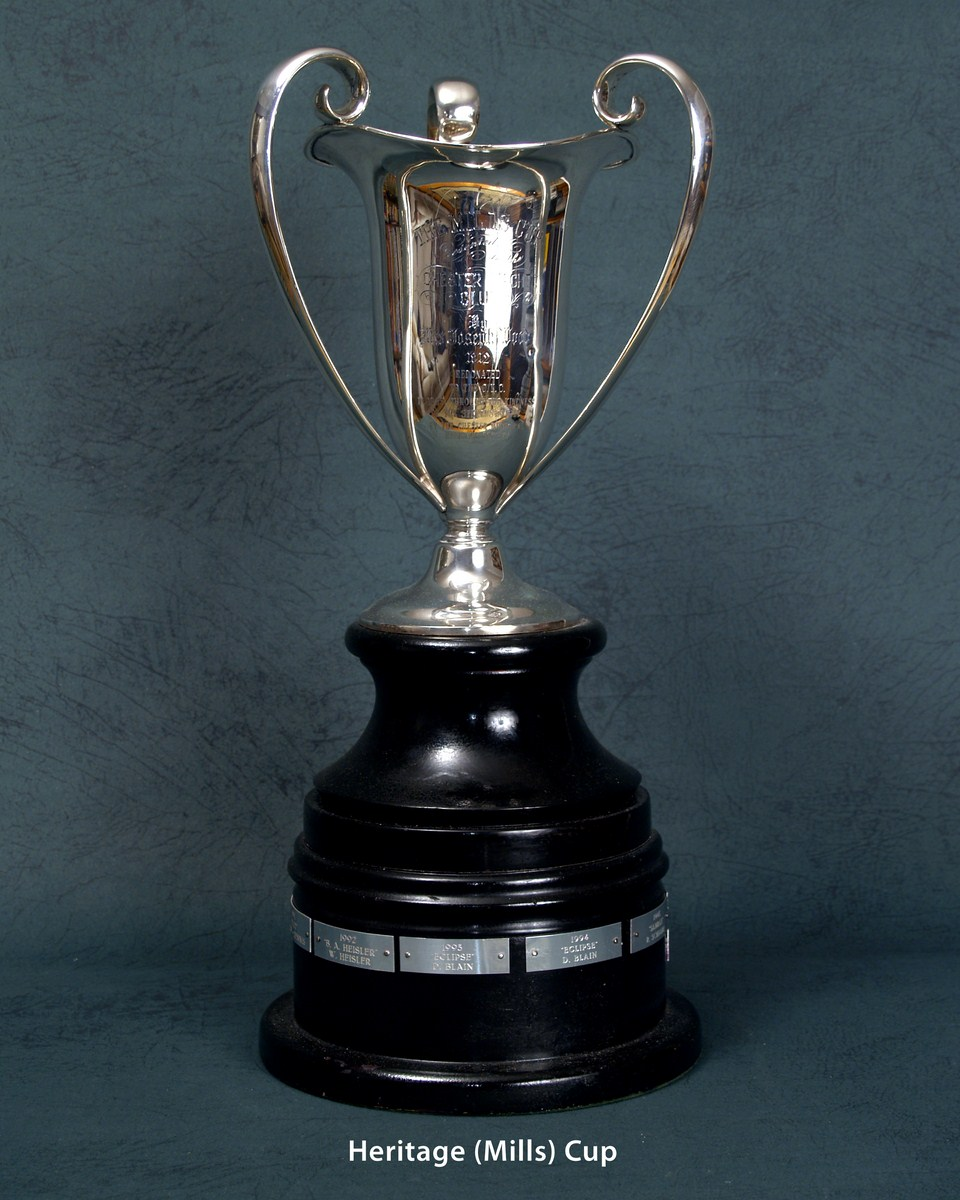 Heritage (Mills) Cup