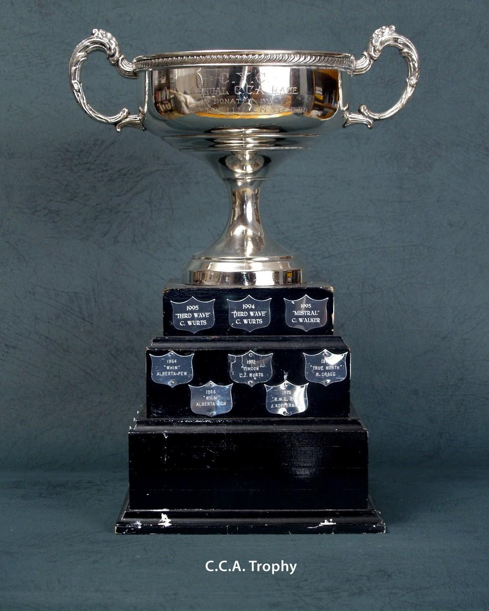Annual CCA Race Trophy
