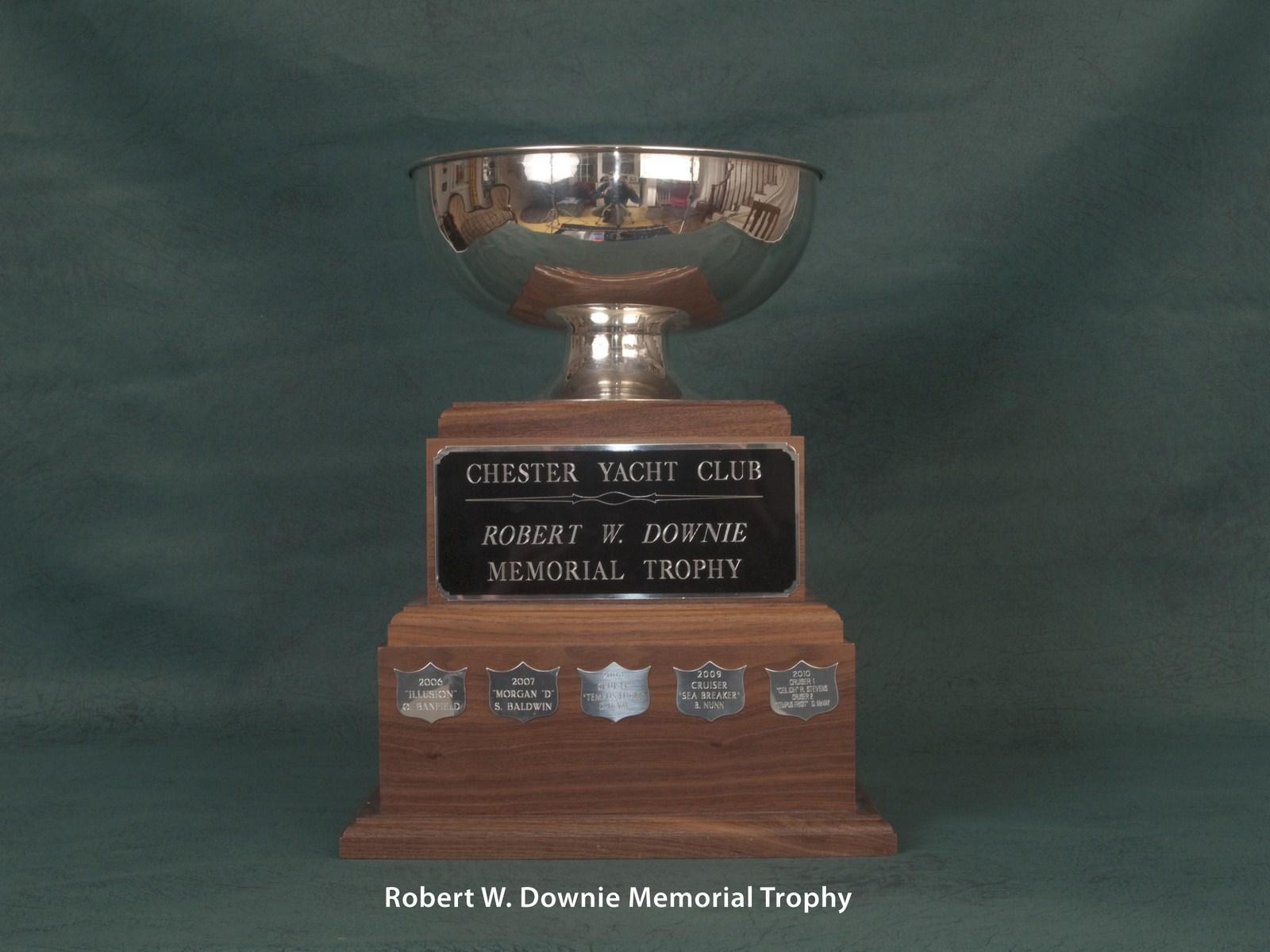 Robert W. Downie Memorial Trophy