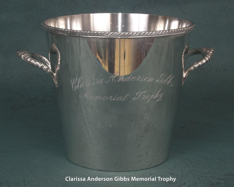 Clarissa Anderson Gibbs Memorial Trophy