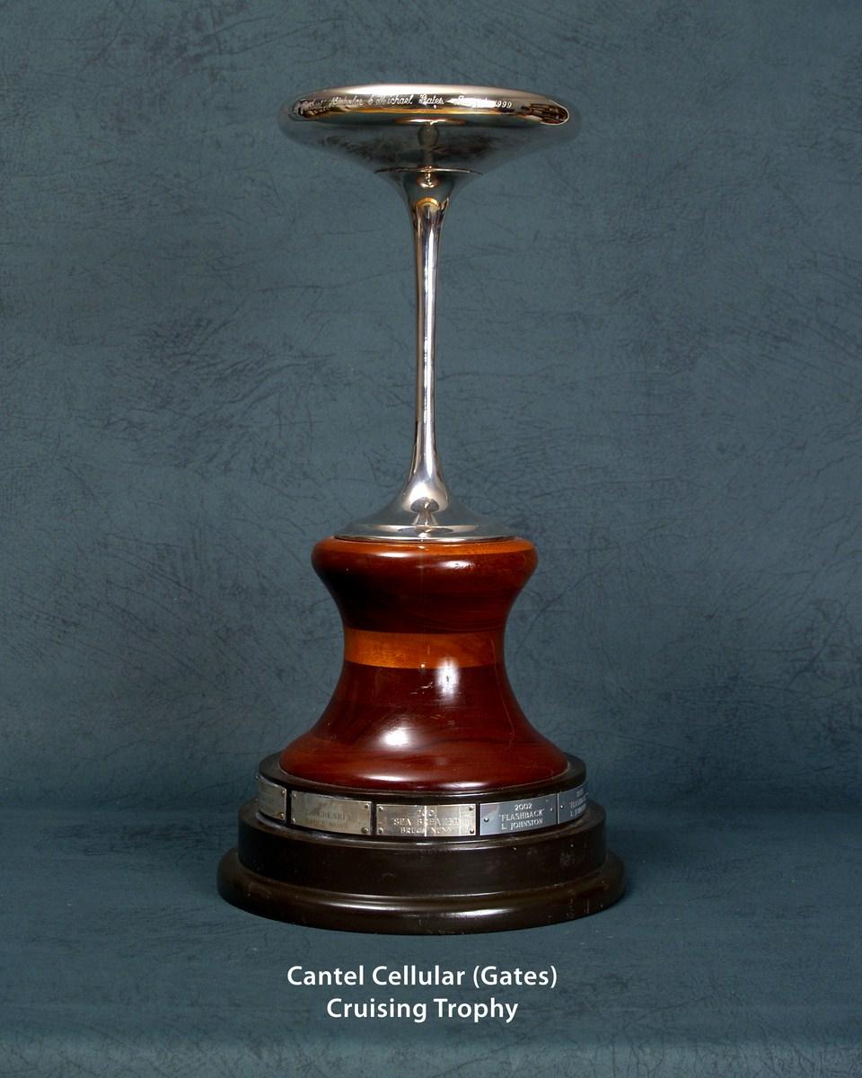 Cantel Cellular (Gates) Cruising Trophy