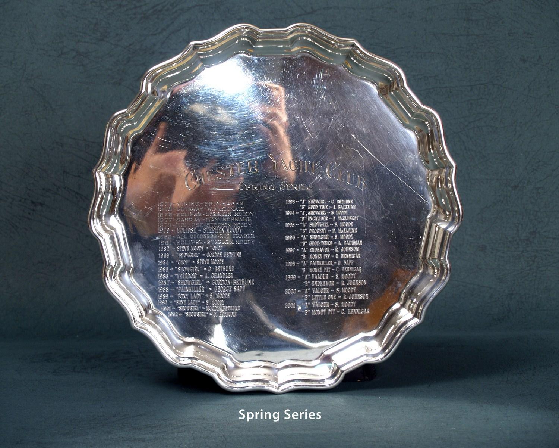 Spring Series Trophy