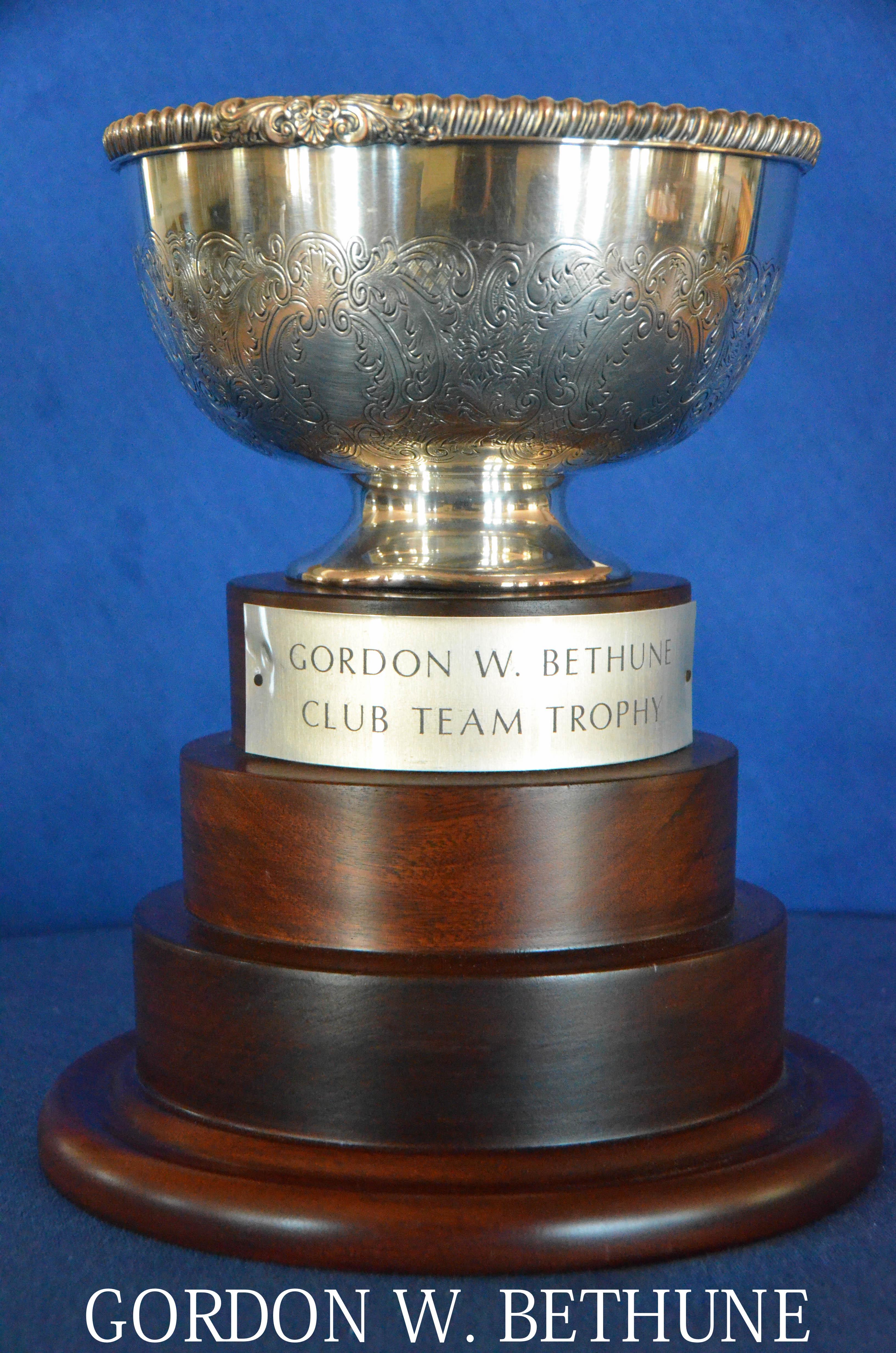 Gordon W. Bethune Team Trophy