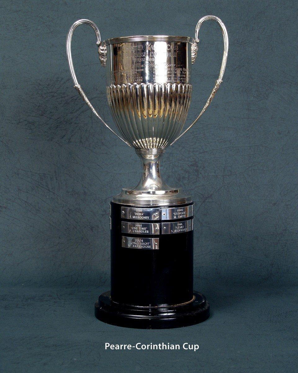 CYC July Trophies | Pearre-Corinthian Cup