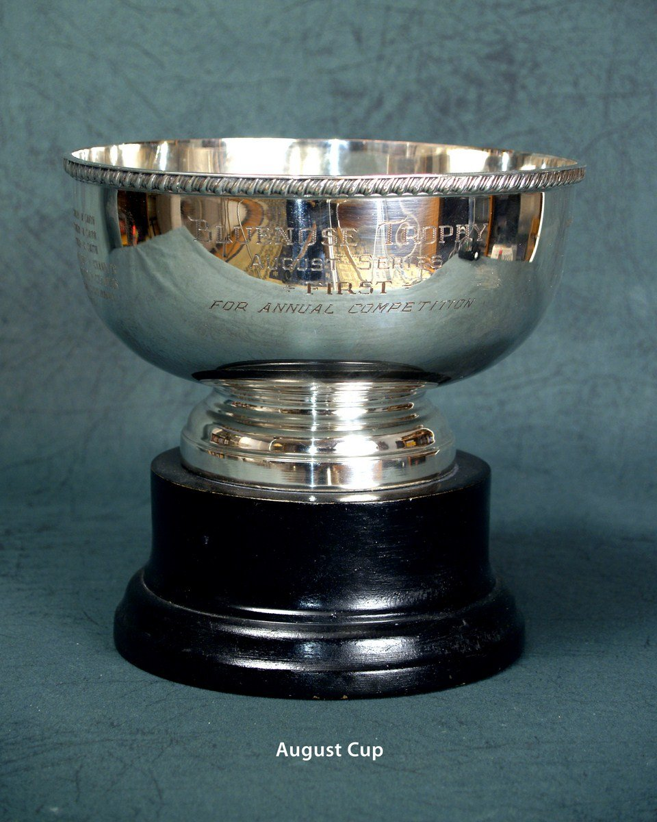 CYC August Trophies | August Cup