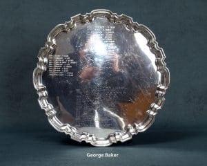 CYC July Trophies | George Baker