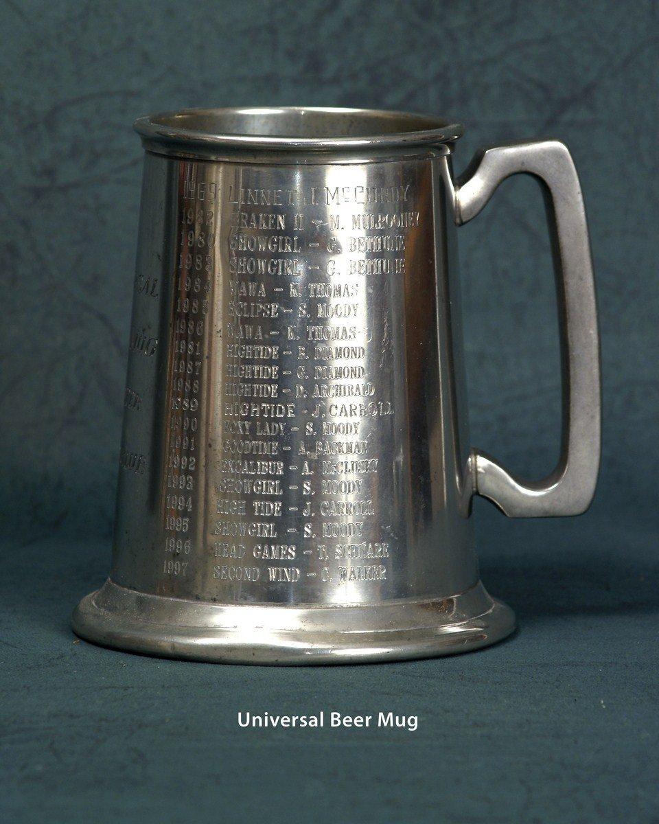 CYC October Trophies | Universal Beer Mug