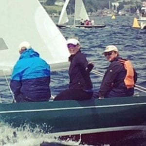 Christine Santimaw | Learning to Sail Director - Junior Sailing | Chester Yacht Club