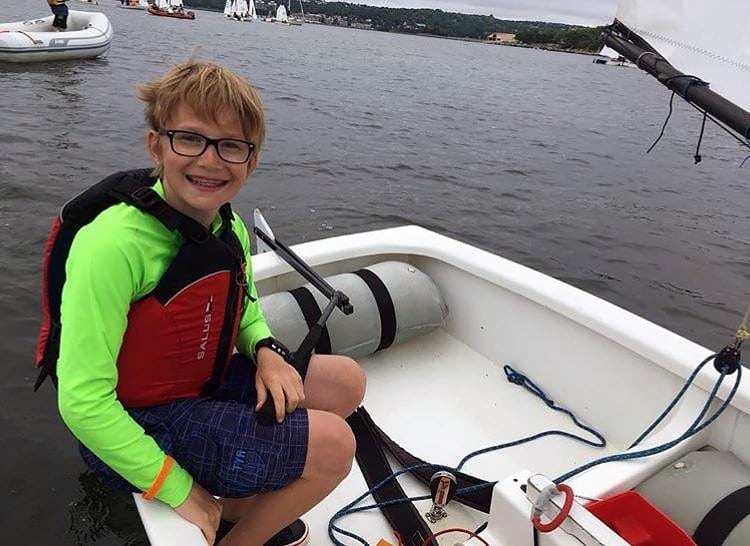 Junior Sailing | Safety is Paramount at CYC