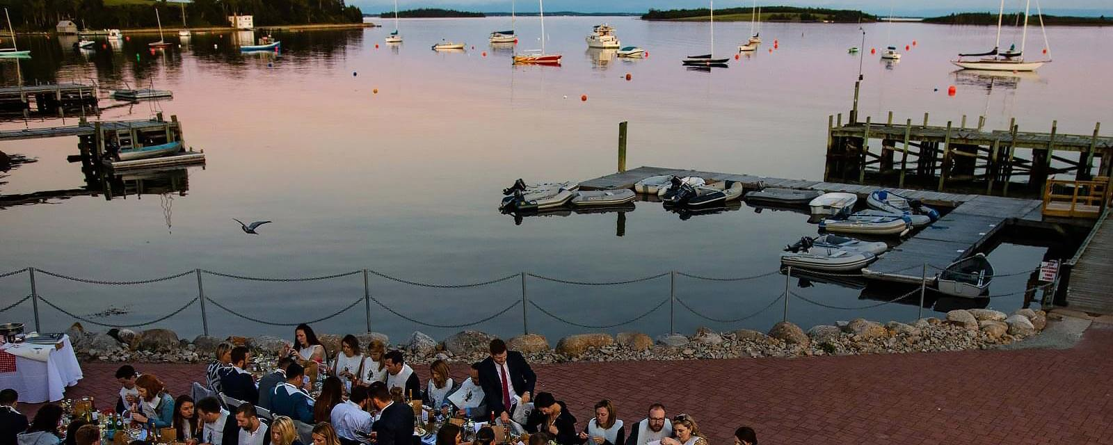Have your Special Event at the Chester Yacht Club!