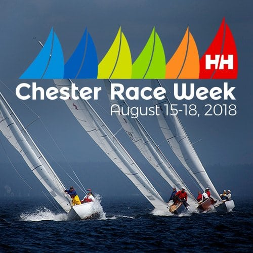 Helly Hansen Chester Race Week | August 15 - 18, 2018