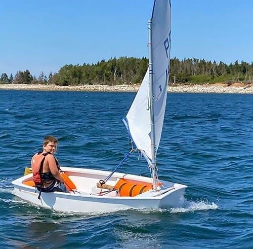 CYC Junior Sailing   Our Program